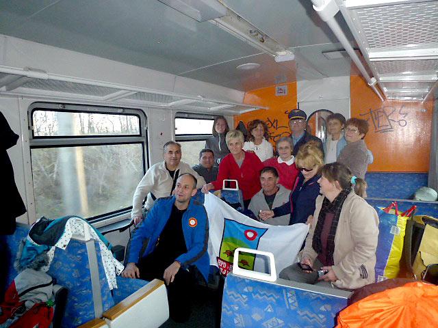 U vlaku za Ogulin