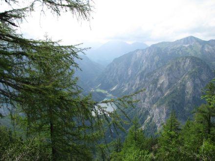 Pogled s vrha Pfaffensteina