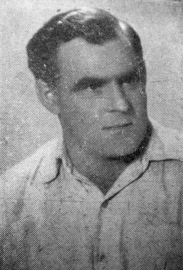 Stjepan Sirovec, referent Planinarske sekcije 1946. i kasniji predsjednik