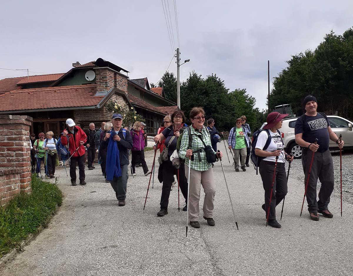 šetnja Bilogorom
