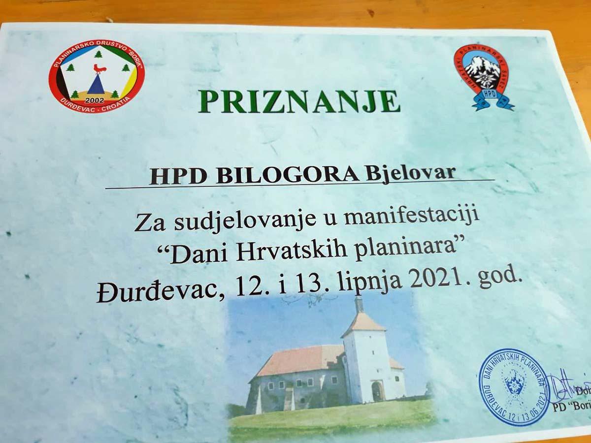 dani hrvatskih planinara