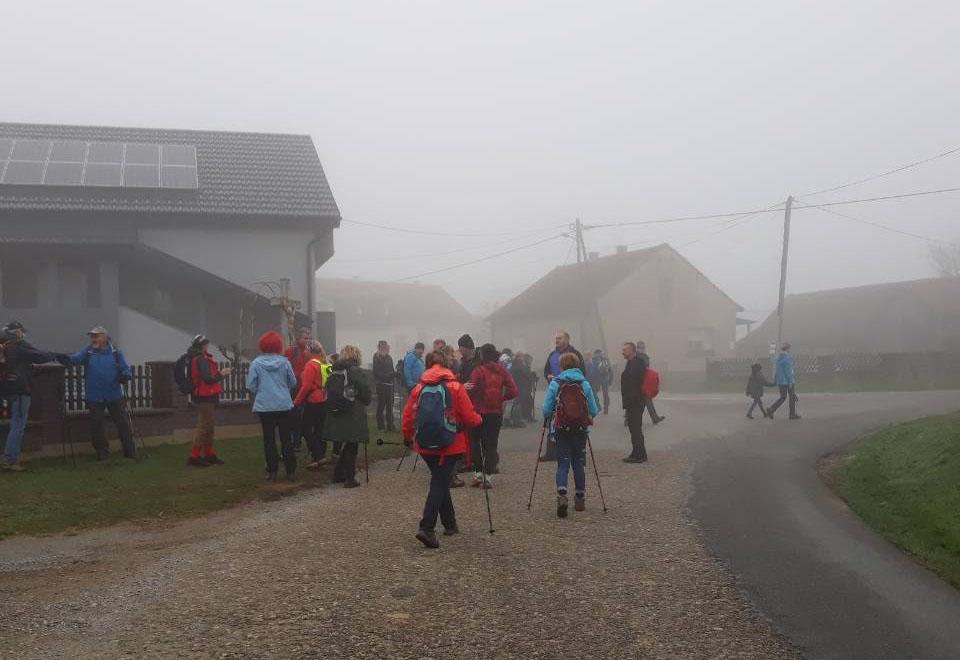 magla na Bilogori
