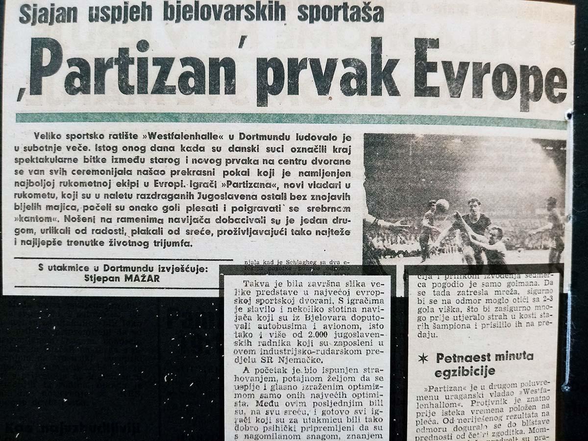 Partizan Bjelovar