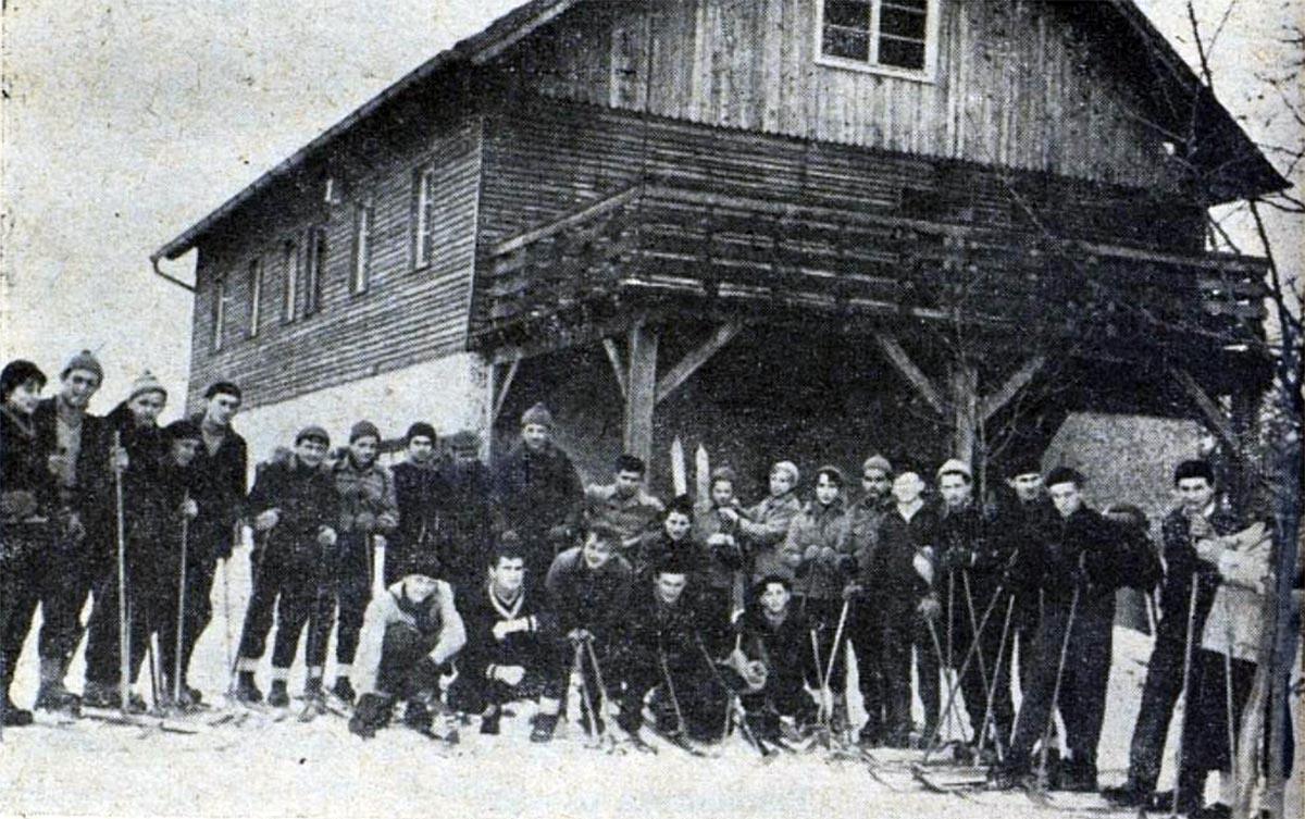 Omladinski skijaški tečaj